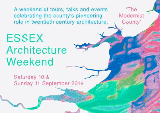Essex Architecture weekend logo